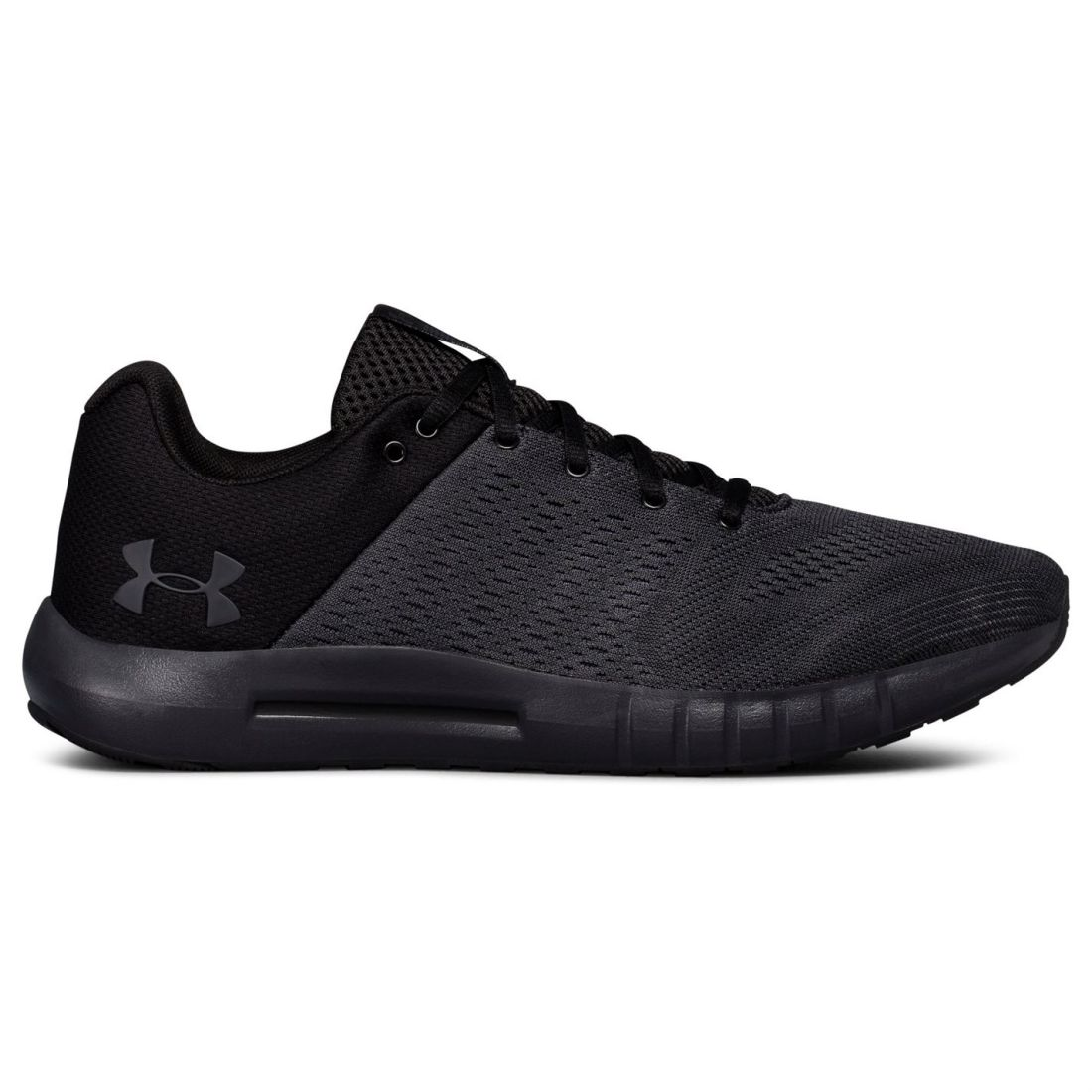 066a72f6cb47c Under Armour Mens Micro G Pursuit Trainers Sports Shoes Lace Up ...