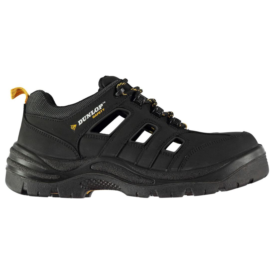 b031c2909be Details about Dunlop Mens Hawaii SB Safety Boots Shoes Lace Up Toe Cap Work  Trainers Leather