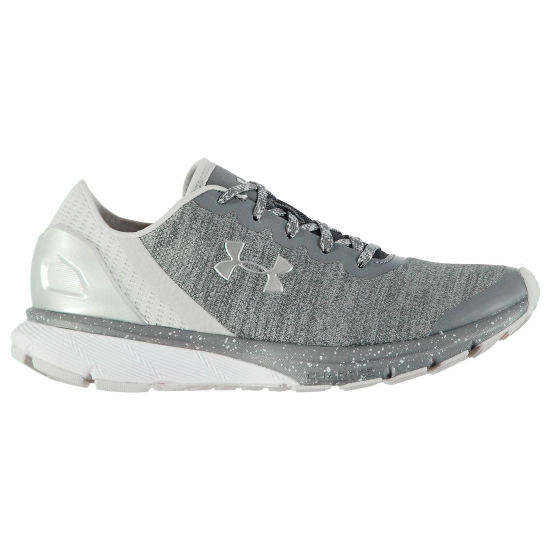 7801ad653cb Details about Under Armour Charged Escape Running Shoes Ladies Runners  Laces Fastened