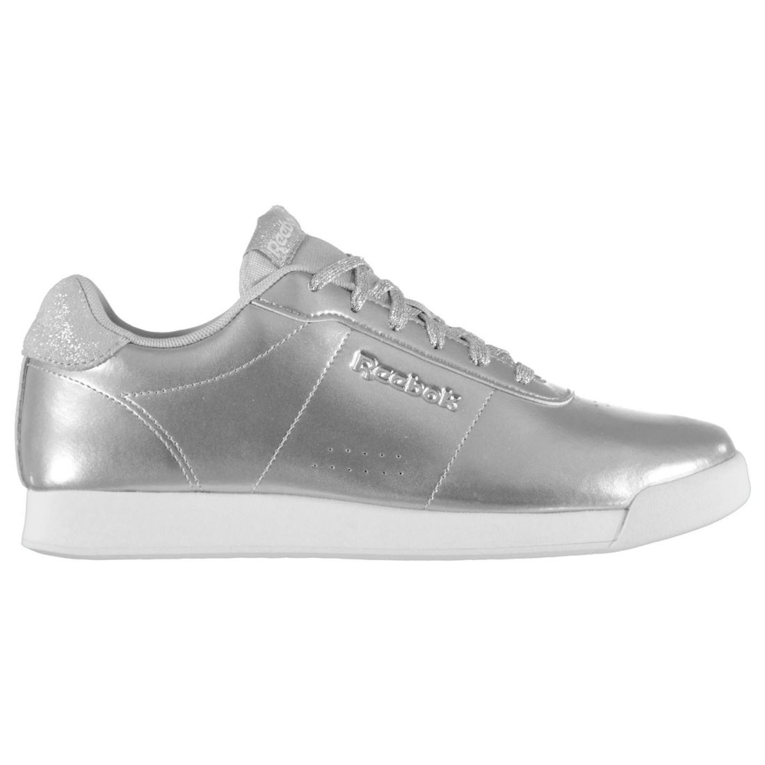 9596efc356 Details about Reebok Womens RoyalCharm Trainers Canvas Pumps Breathable  Lightweight Casual