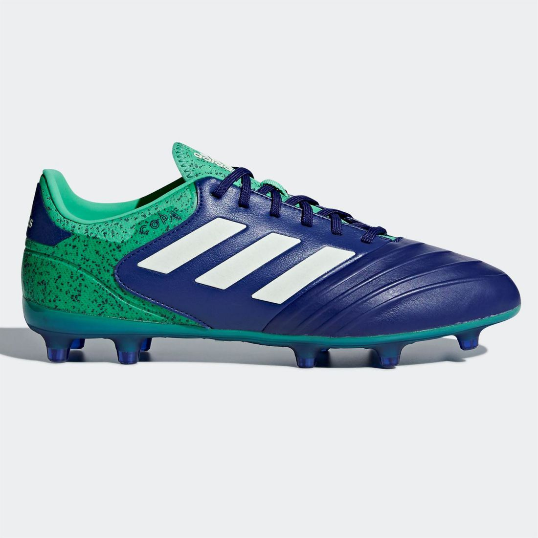 066d86774 adidas Mens Copa 18.2 FG Football Boots Firm Ground Lace Up Padded Ankle  Collar