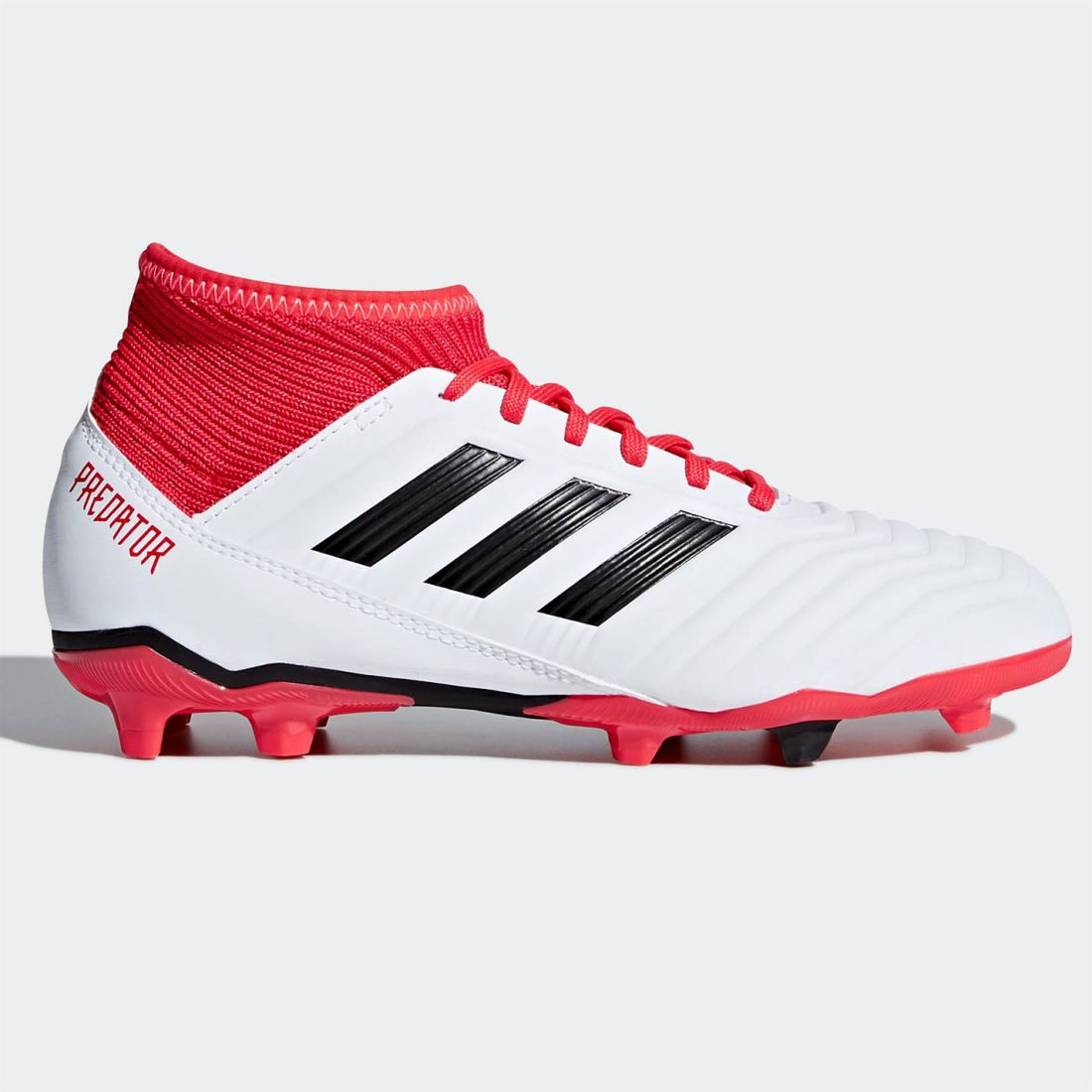 hot sale online c205a 142cd adidas-Predator-18-3-Youngster-FG-Football-Boots-