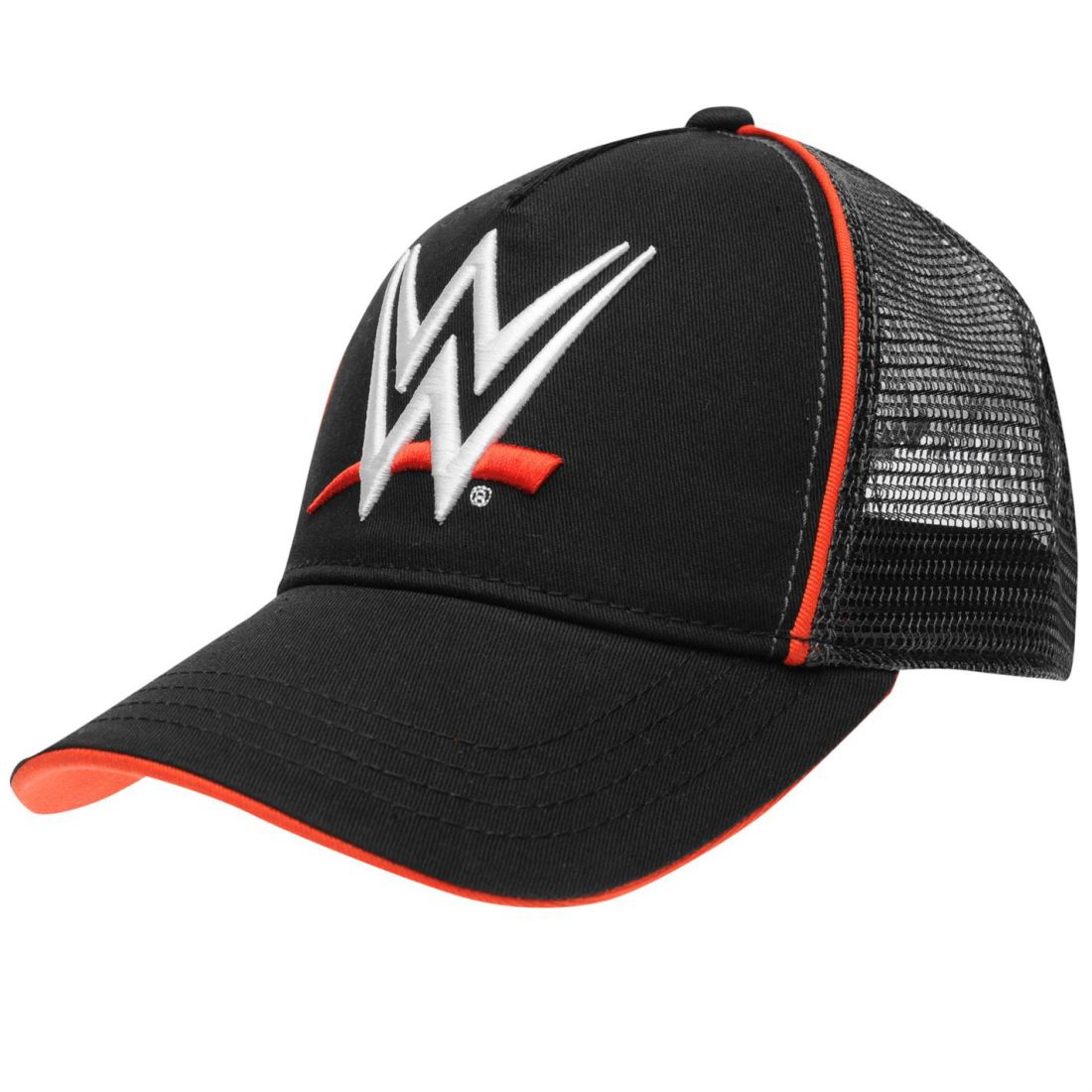 e438dd86 Details about WWE Kids Boys Baseball Cap Breathable Lightweight Mesh  Snapback