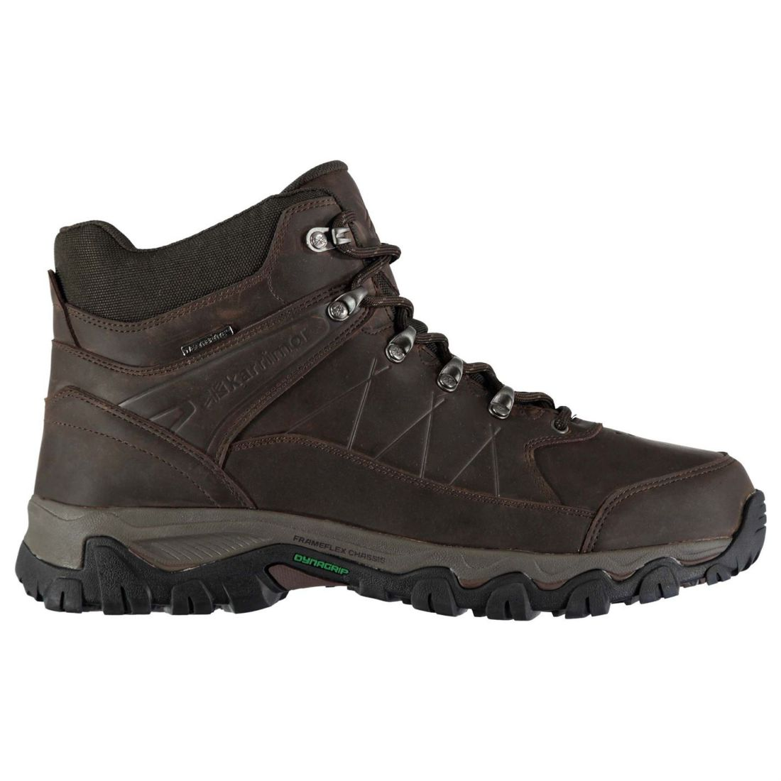 f1bd837edcd23d Image is loading Karrimor-Mens-Dales-Mid-Waterproof-Walking-Boots-Breathable -
