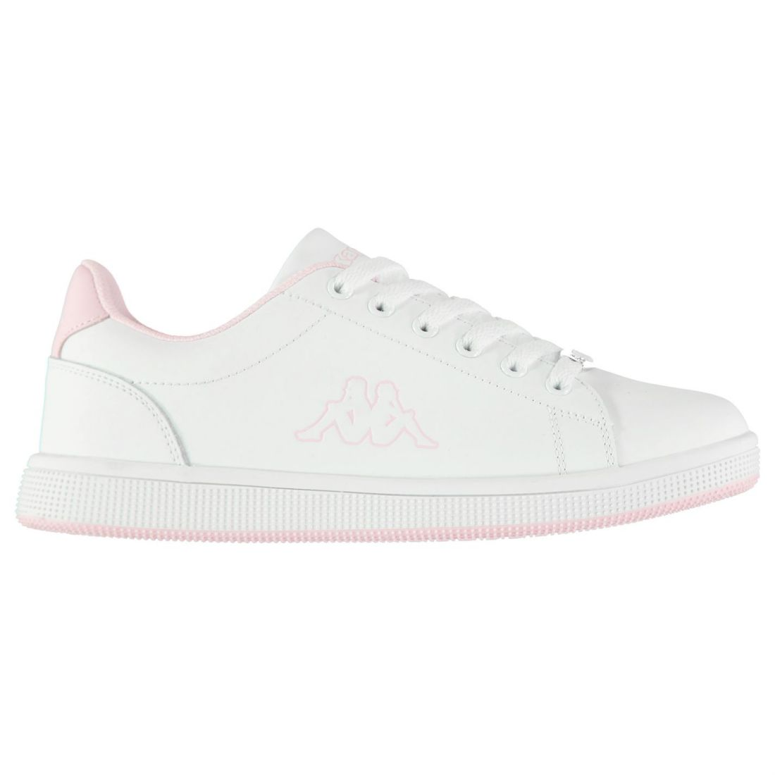 9774c931bd0d0 Kappa Maresas DLX Sneakers Ladies Court Laces Fastened Leather Upper 2 2 of  2 See More