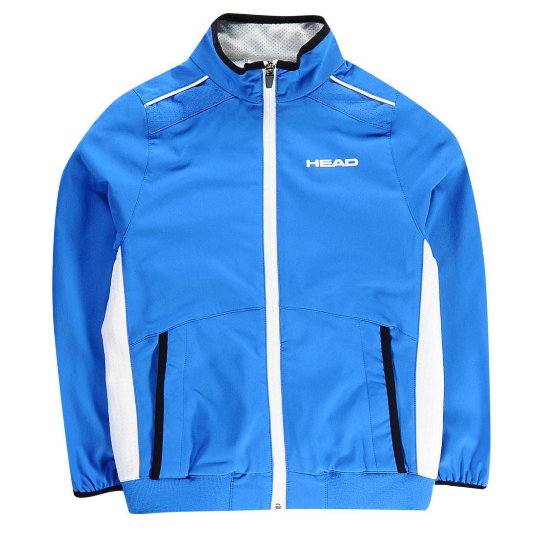 6ce978717 HEAD Kids Boys Club Jacket Performance Coat Top Long Sleeve ...