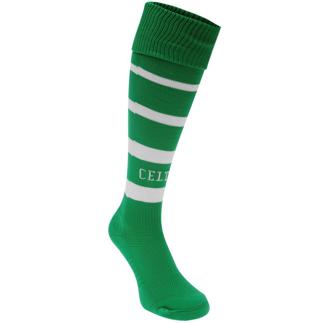 94c325f6 Details about New Balance Kids Boys Celtic Home Socks 2018 2019 Domestic  Football