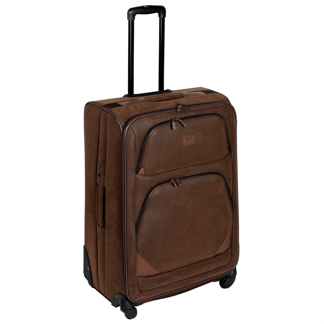 Kangol 4 Wheel Suitcase Extending Handle Luggage Travel Accessories ... e14f99b1c6