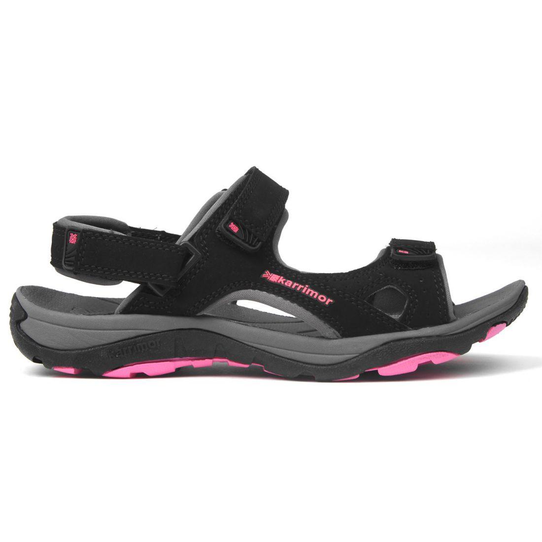 9dfac1c4cea6 Details about Karrimor Womens Antibes Ladies Sandals Summer Walking Shoes  Footwear