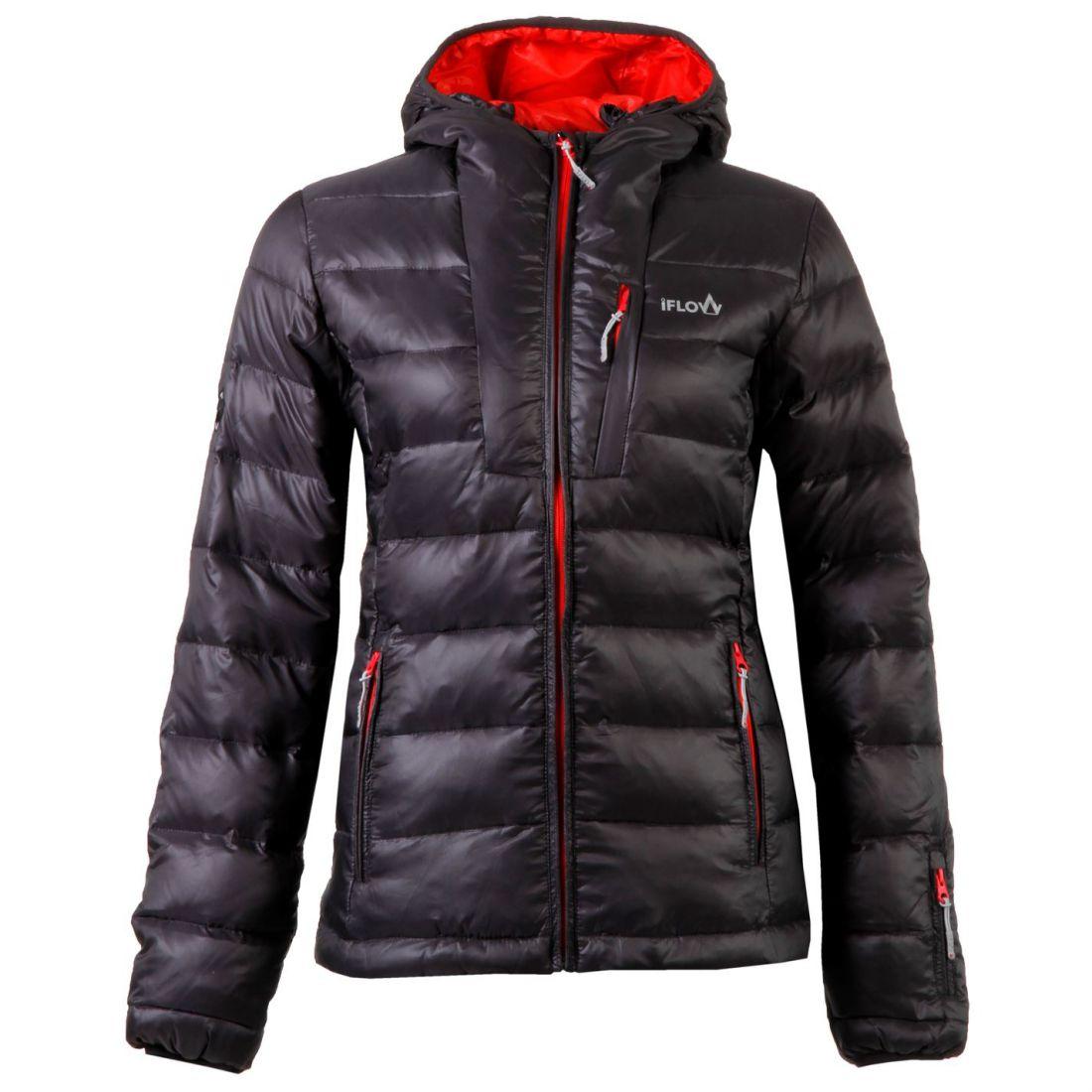 ba0a93209 Details about IFlow Superlight Jkt Ladies Down Jacket Coat Top
