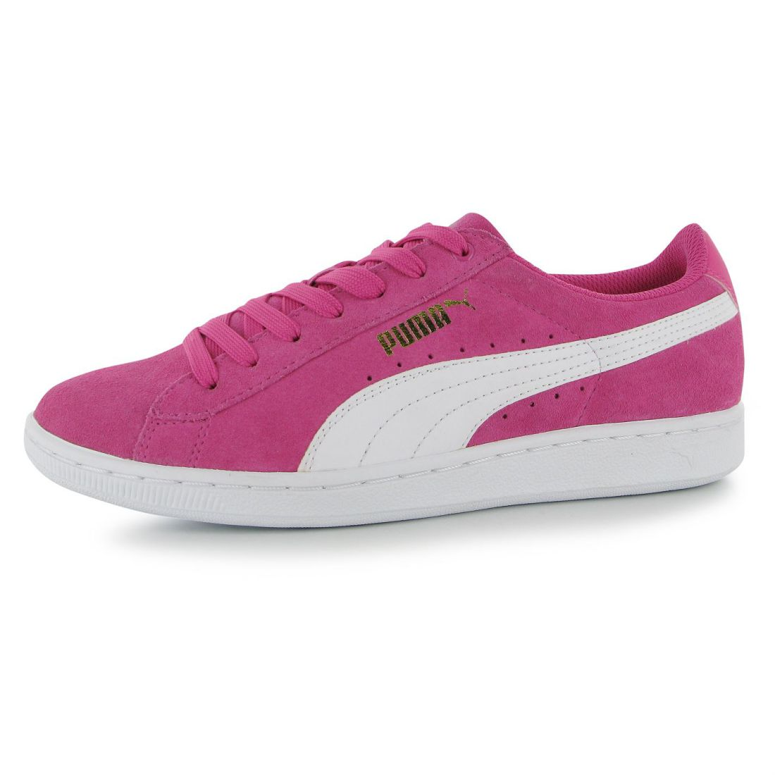 Puma Vikky Ladies Trainers Womens