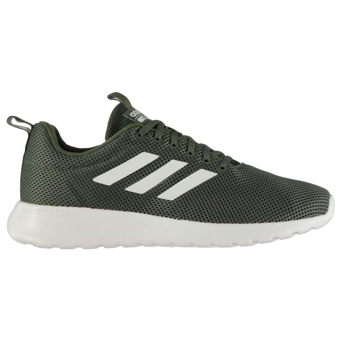 adidas Mens Cloudfoam Lite Racer Clean Trainers Runners Lace Up Mesh Upper 4df702dad