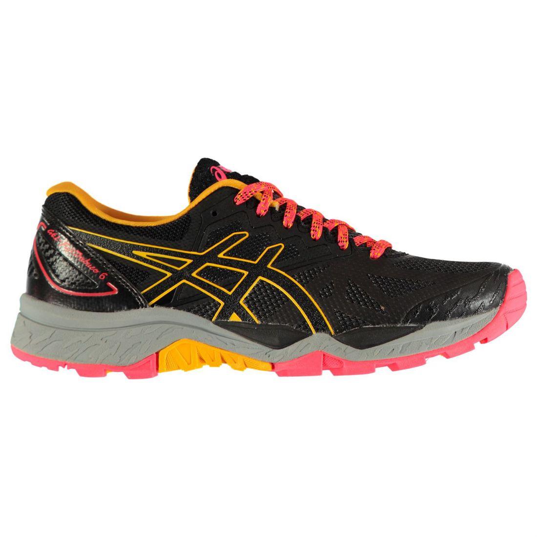 Asics Fujitrabuco 6 Trail Running shoes Ladies Lightweight