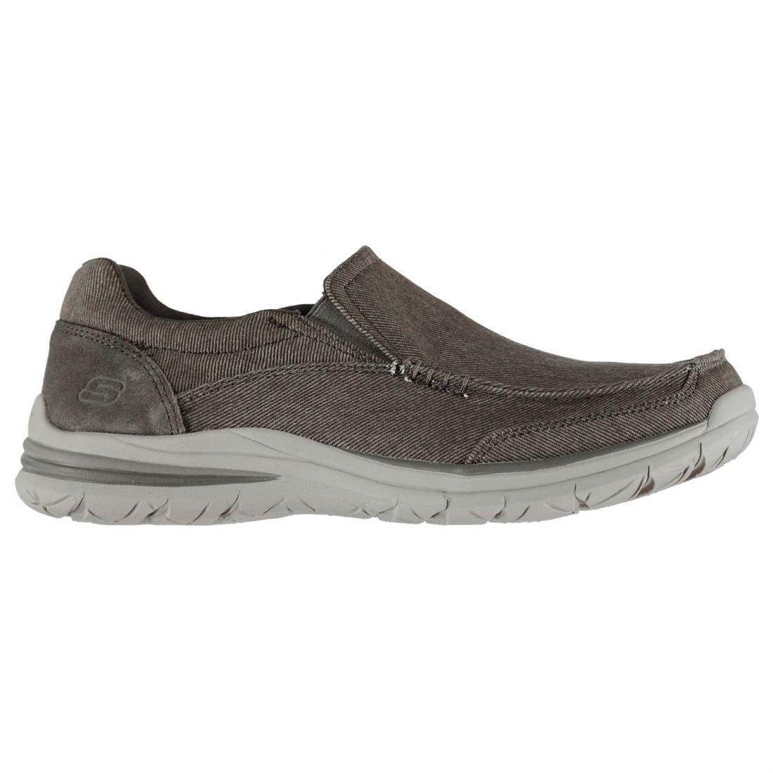 53f177dbec1c Image is loading Skechers-Mens-Superior-Vorado-Shoes-Slip-On-Trainers-