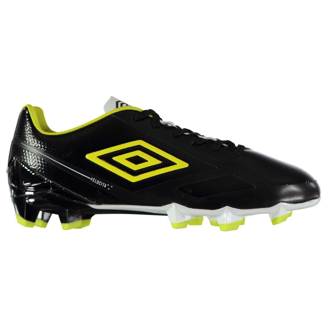 Umbro Velocita 2 Premier FG Football Boots Mens Gents Firm Ground ... 6d711fee3ff97