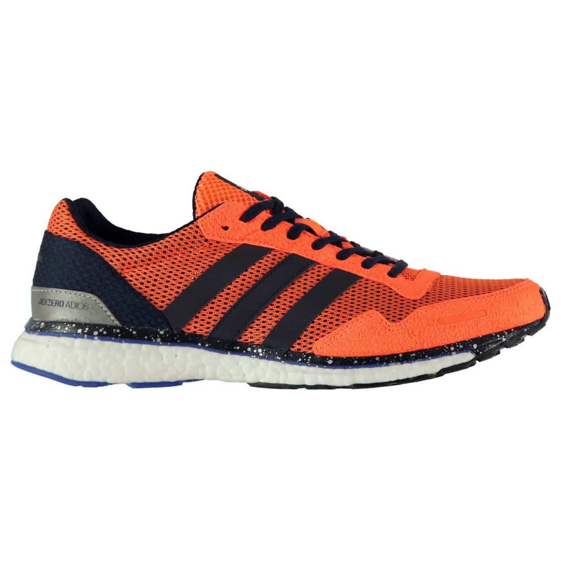 reputable site 699e0 f1d48 Image is loading adidas-Adizero-Adios-3-Running-Shoes-Road-Mens