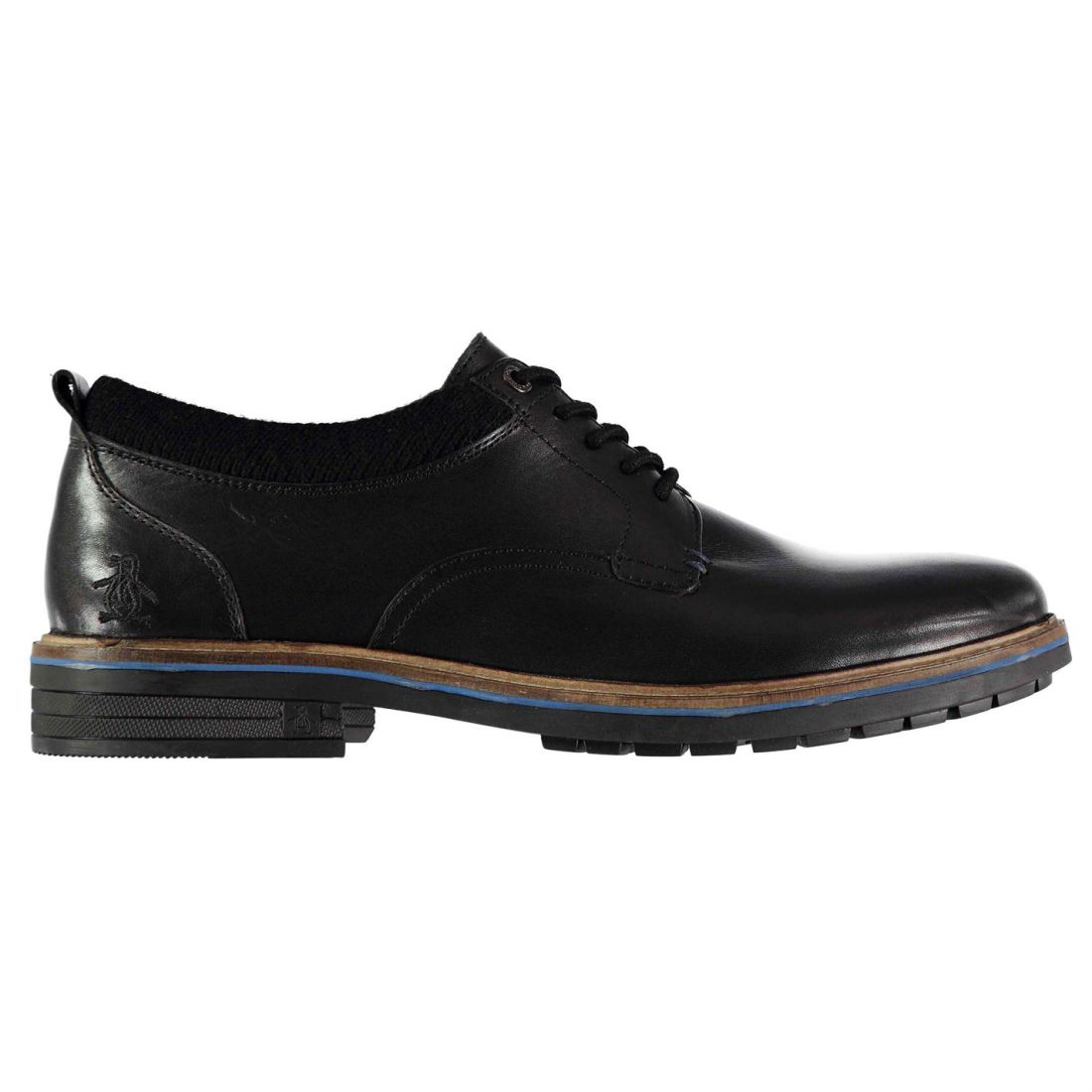 24f64657379 Original Penguin Mens Panorama Lace Up Casual Formal Smart Shoes