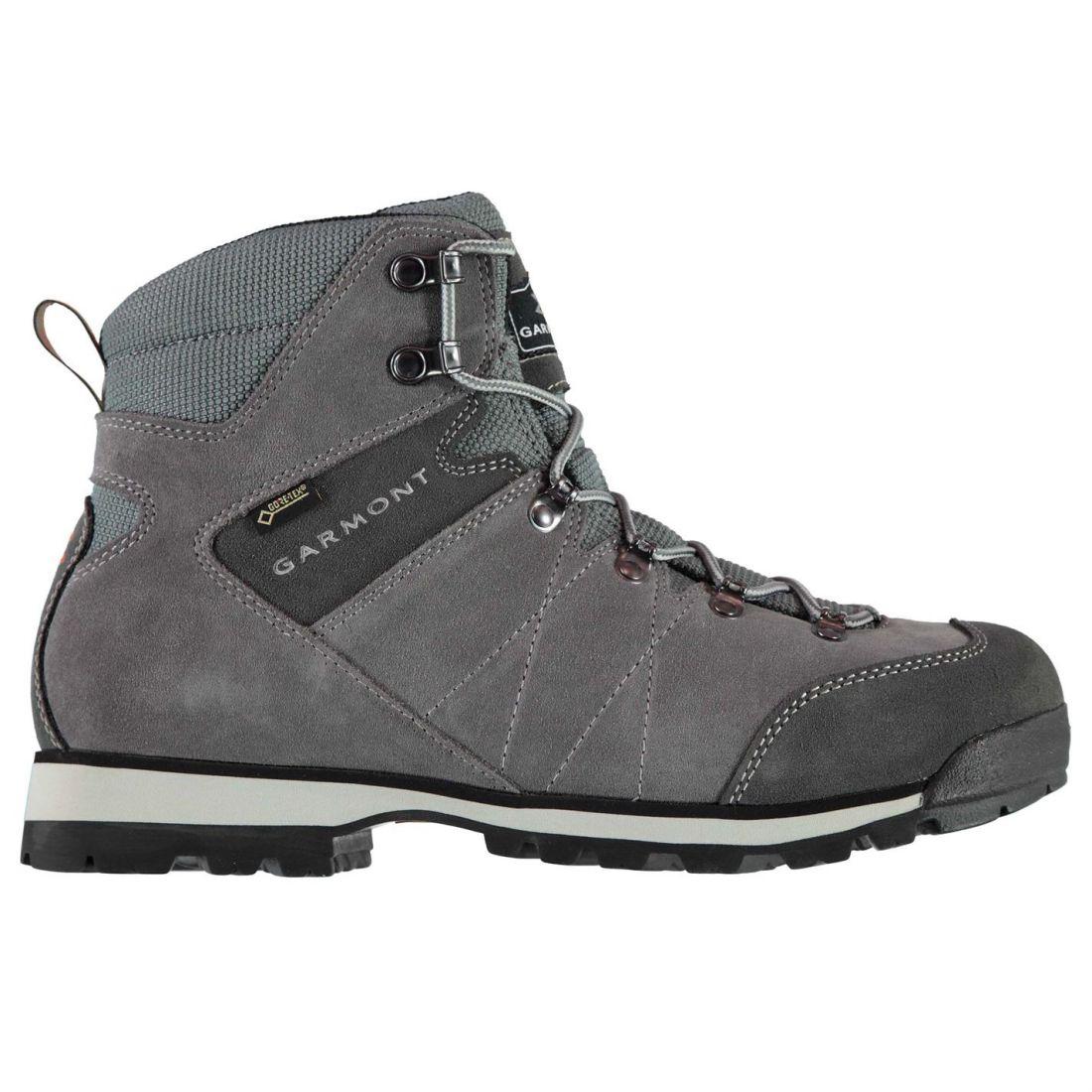 9b4c3591ecd Details about Garmont Mens Sierra GTX Walking Boots Shoes Suede Gore Tex  Lightweight Outdoor