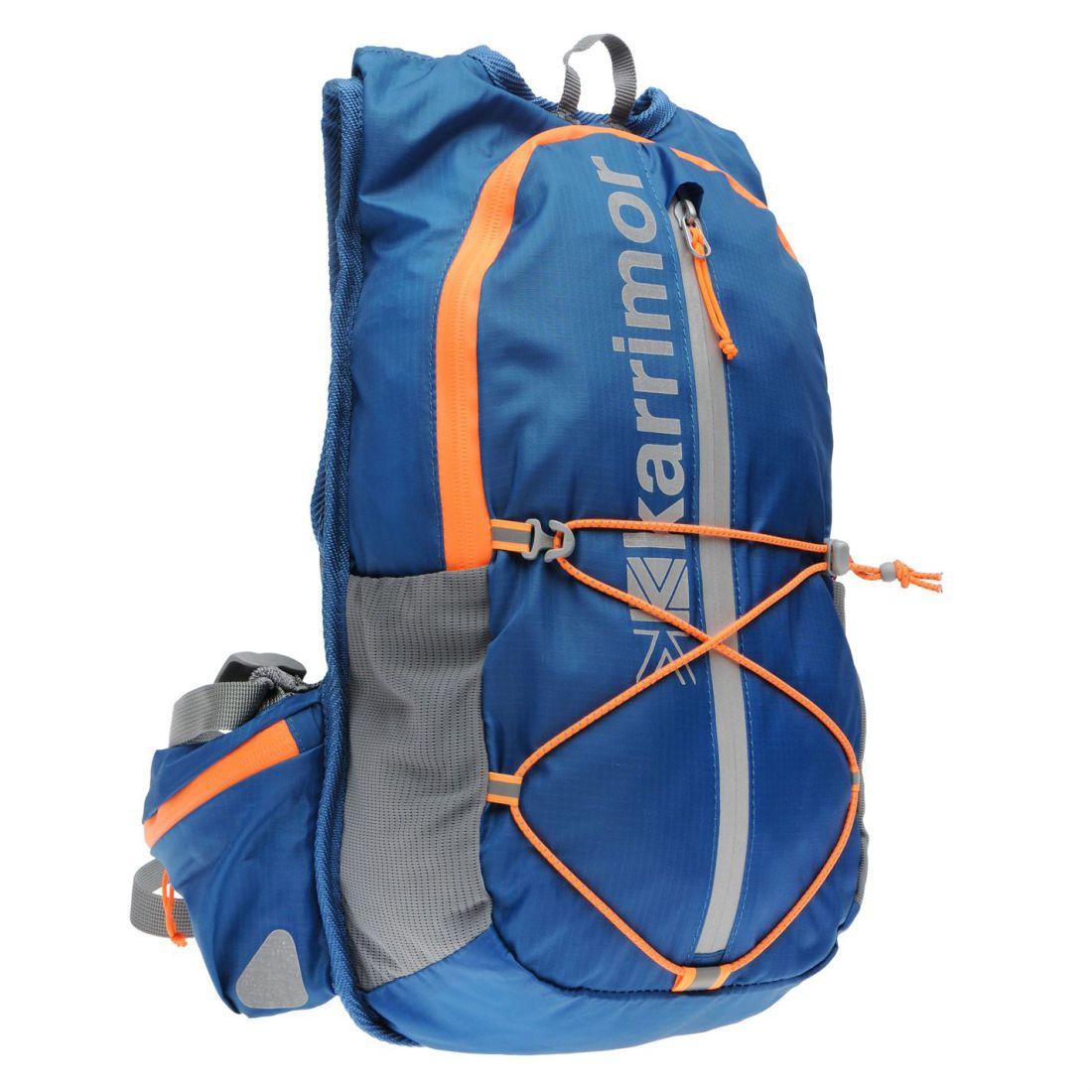 ce18c4cd91 Image is loading Karrimor-X-8L-Backpack-Back-Pack-Unisex