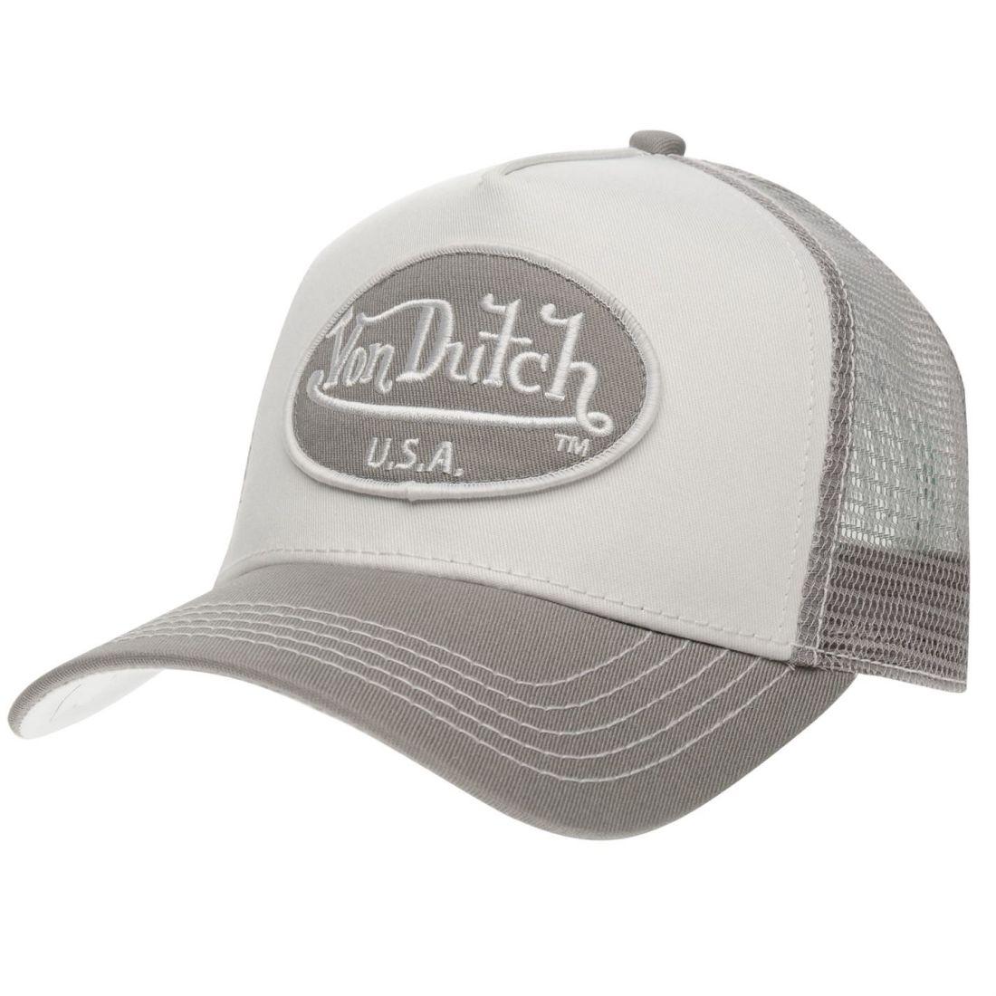 Mens Von Dutch Logo Cap Baseball New  14adca9530d1