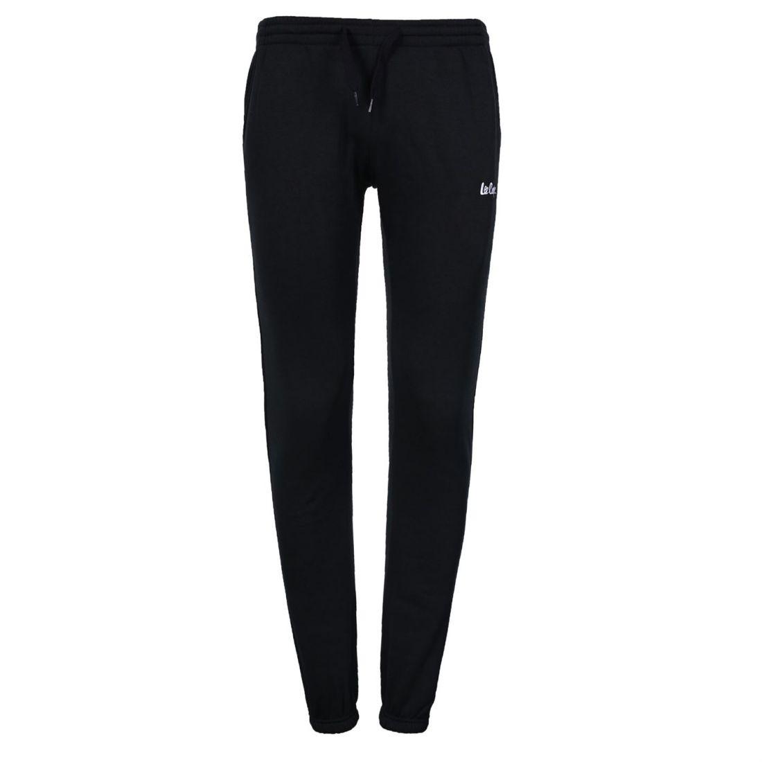 dd1c7829 Lee Cooper Slim Sweatpants Ladies Fleece Jogging Bottoms Trousers ...