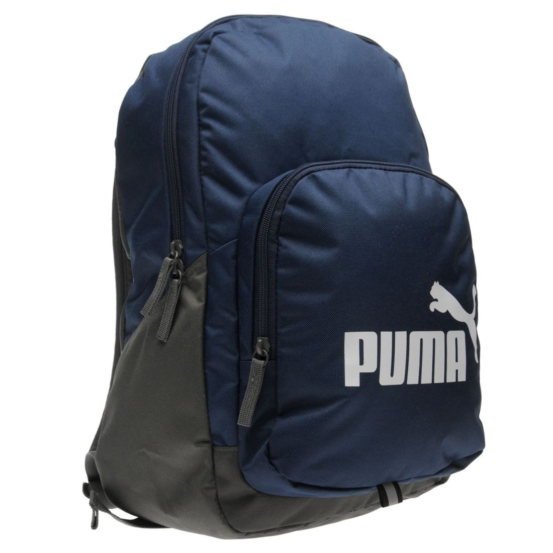 9480ce15e Details about Puma Unisex Phase Backpack Back Pack Zip Print Printed