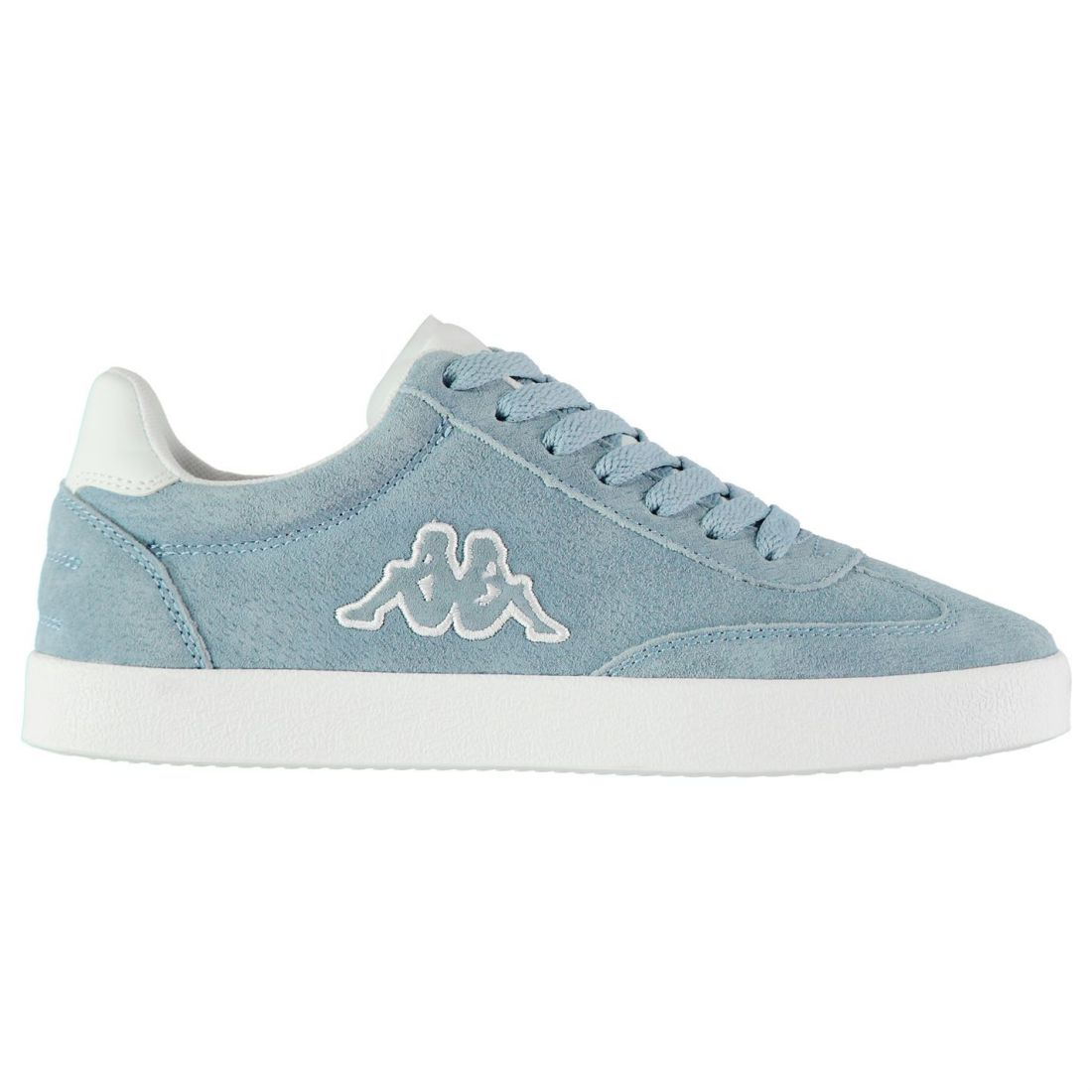 1e3268541ac Image is loading Kappa-Womens-Ladies-Collin-Leather-Trainers-Sports-Shoes-