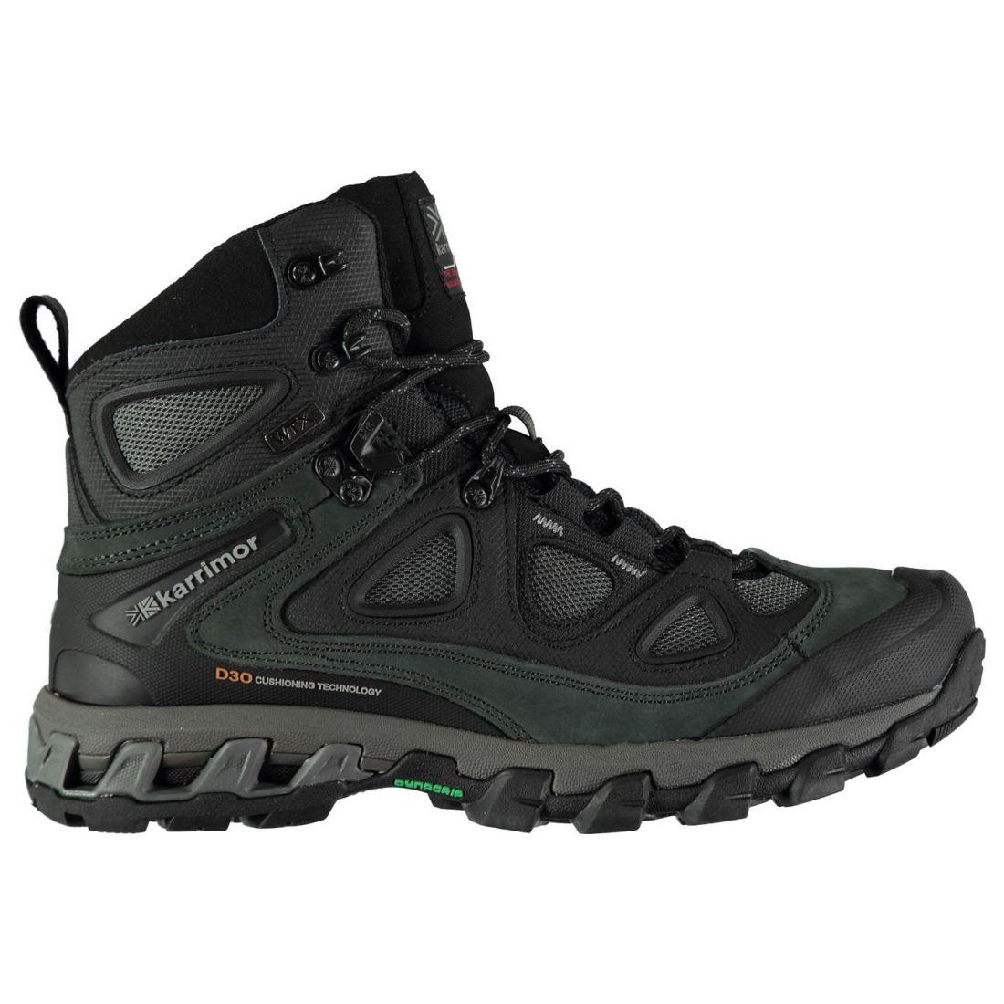 Karrimor Ksb Jaguar Event Walking Hiking Boots Lace Up Gents Mens