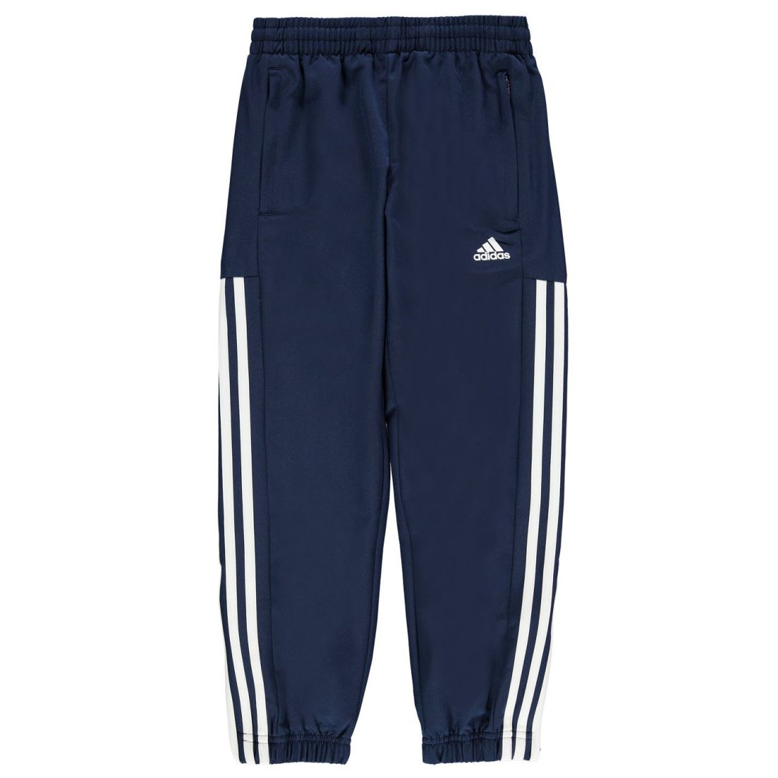 80824cc7012a adidas Samson 2 Sweat Pants Junior Mesh Lining Casual Boys Children 2 2 di  10 ...