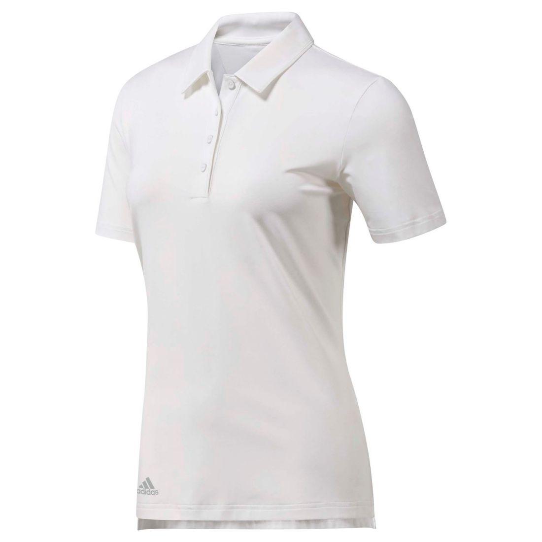 b84e238ef Image is loading adidas-Ult365-SSPolo-Ladies-Short-Sleeve-Performance-Polo-