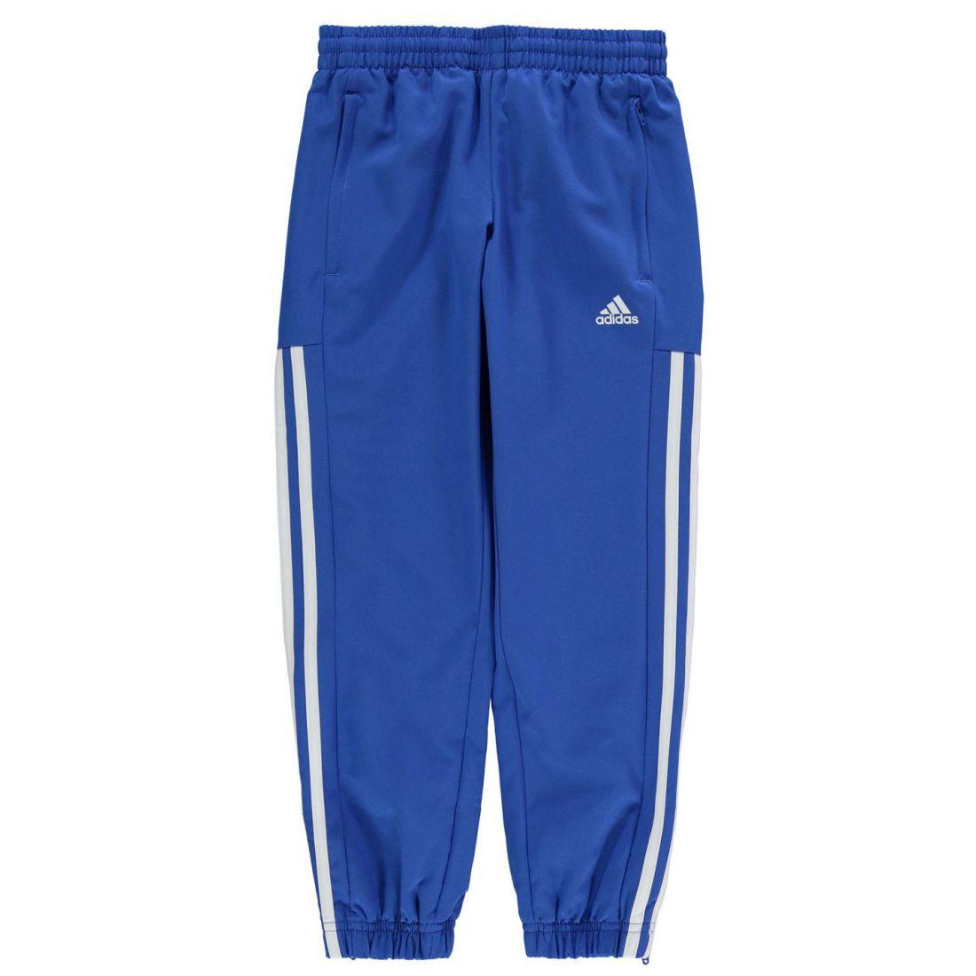 079ba30b33d2 adidas Samson 2 Sweat Pants Junior Mesh Lining Casual Boys Children 7 7 di  10 ...
