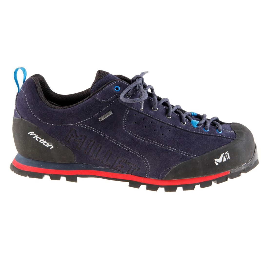 Millet Mens Friction GTX Walking shoes Waterproof Lace Up Padded Ankle Collar