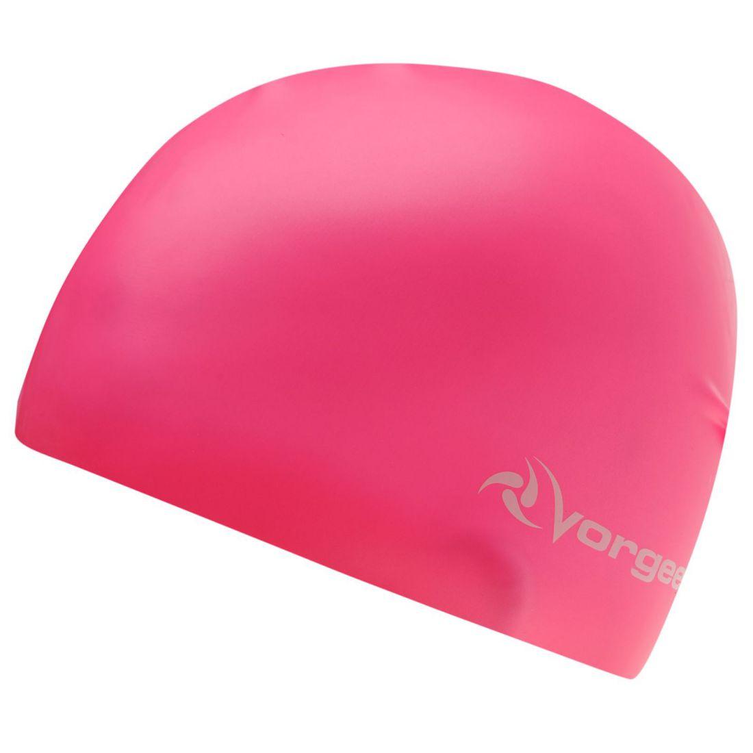 Vorgee Unisex Super Flex Swimming Cap Durable Design Lightweight Fit Swim Hat