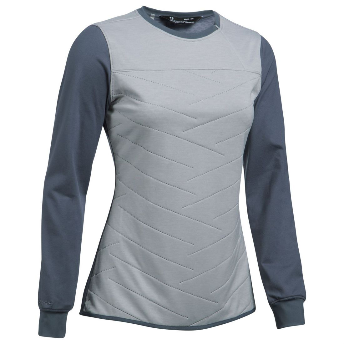 Under Armour Womens ColdGear Reactor Top Baselayer Compression Armor Thermal 1e921dcf5