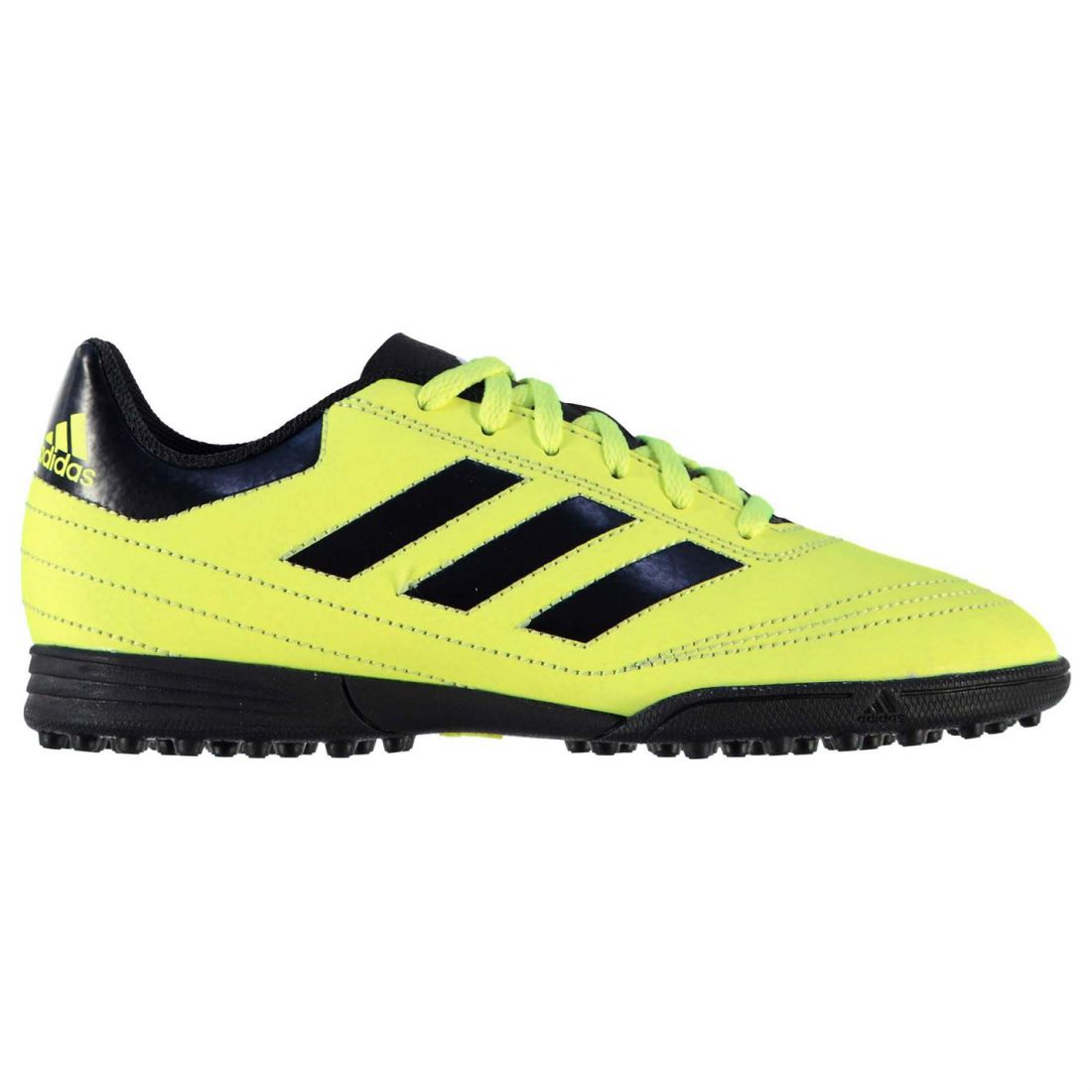 312ef31cd5f adidas Kids Goletto Astro Turf Trainers Junior Boys Lace Up Shoes ...