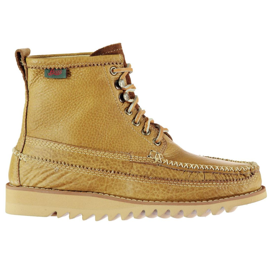 c925eafd985 Mens bass weejuns lyndon hi bison boots rugged lace up new ebay jpg  1100x1100 Lace up