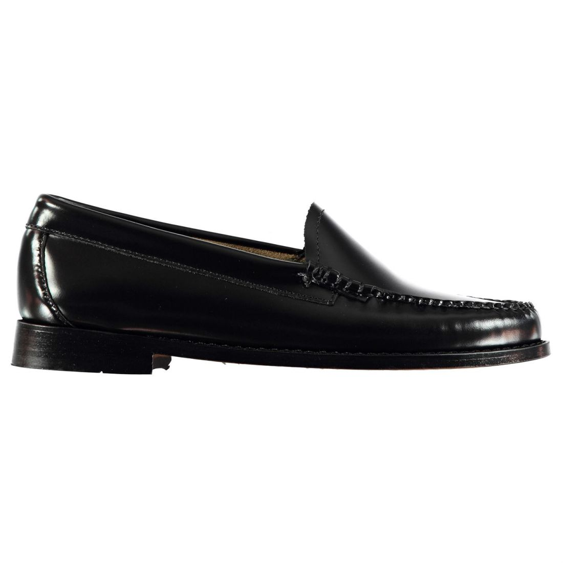 a031b780aaa Bass Weejuns Lillian Loafer Ladies Loafers Polished Black UK 8 (41 ...