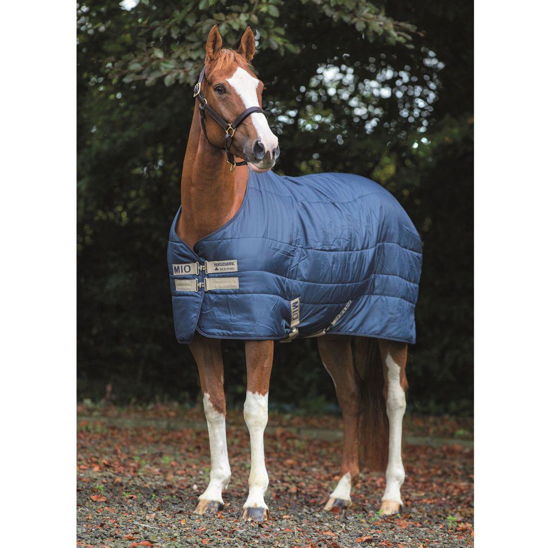 Mio Insulator Medium Stable150g Unisex Horse Rug Classic Shine