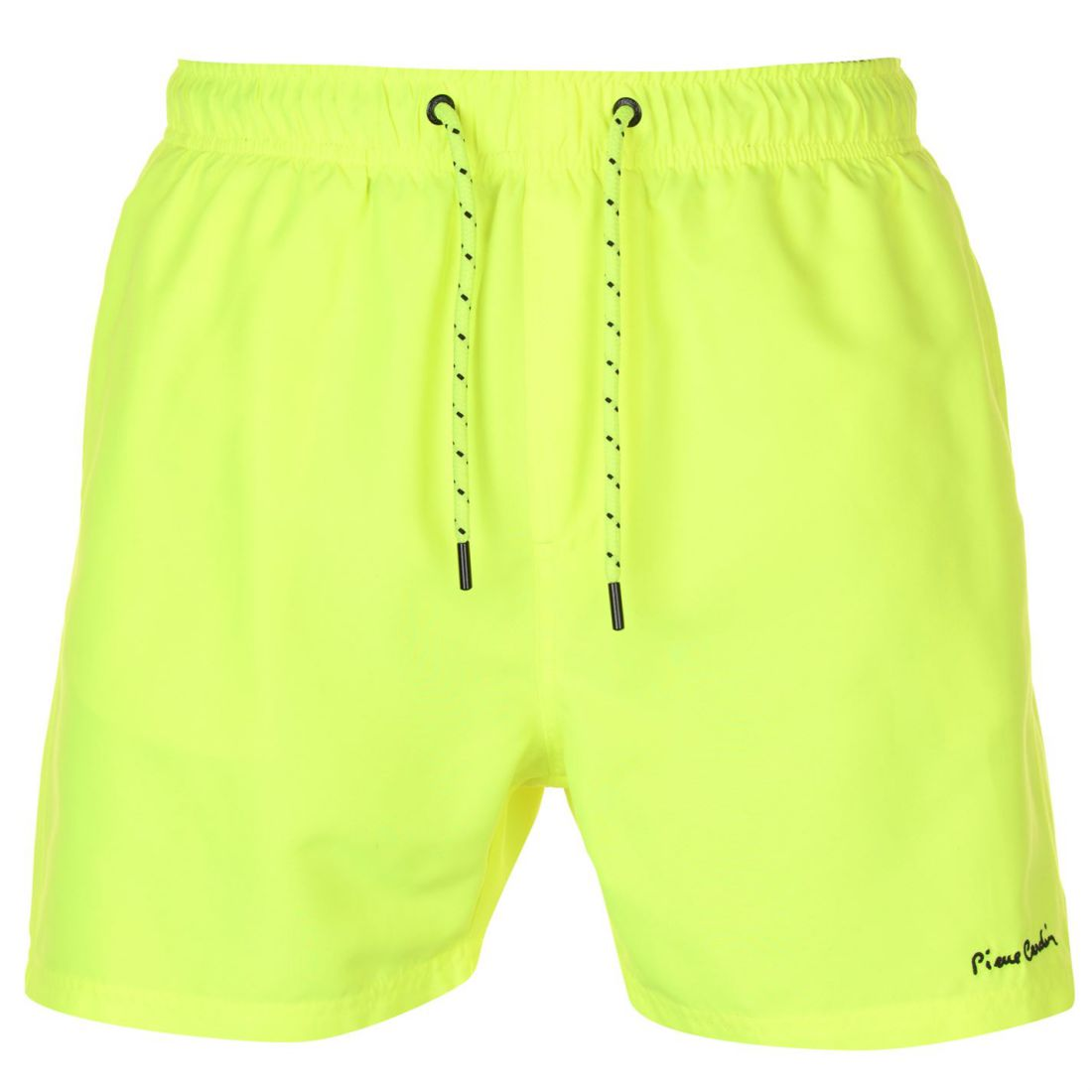 ff26562850 Pierre Cardin Neon Swim Shorts Mens Gents Pants Trousers Bottoms ...