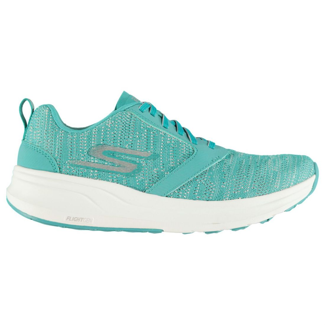 timeless design 6f2d4 cb9ff Details about Skechers Womens Donna GOrun Ride 7 Running Shoes Road Lace Up  Breathable