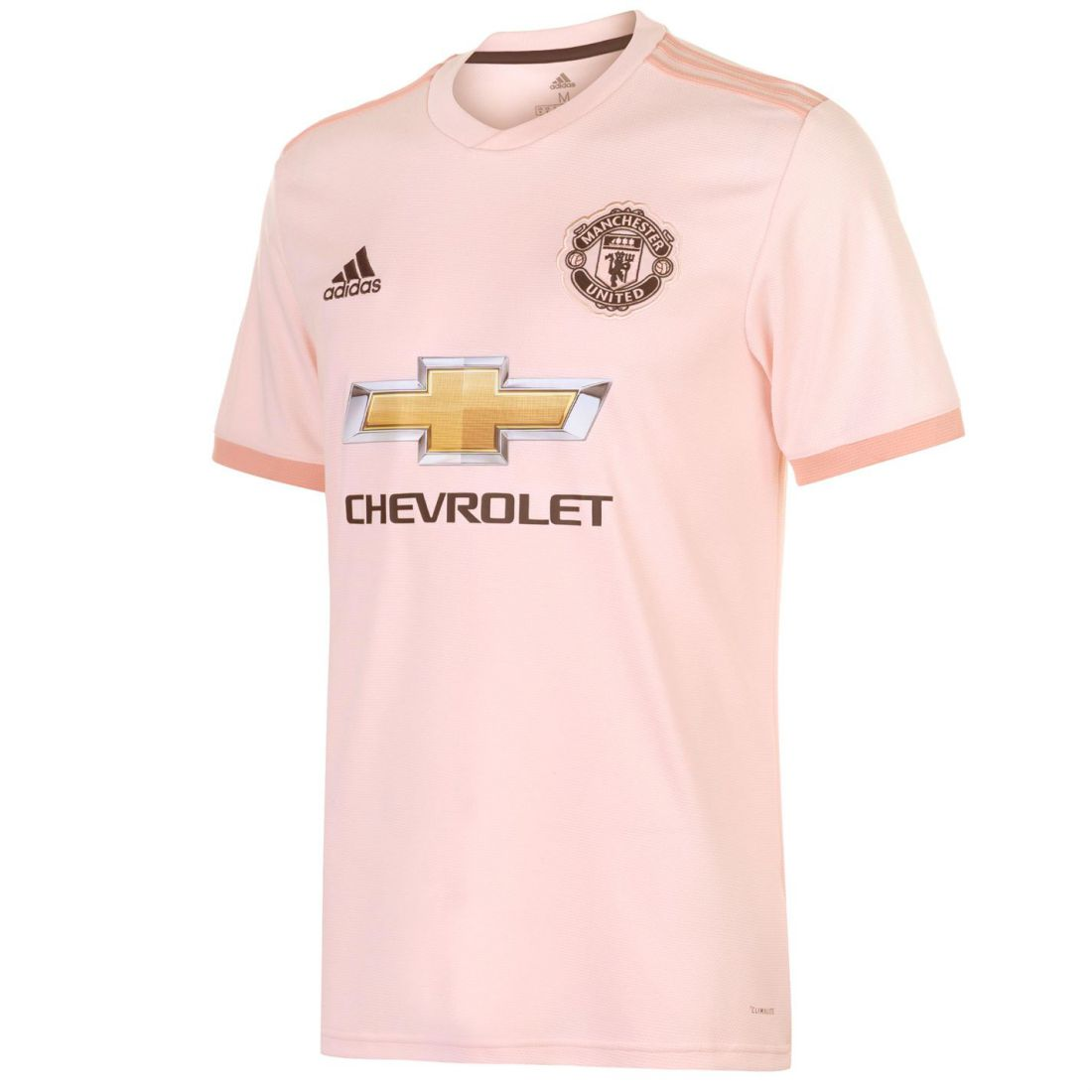 finest selection c8617 f1d9c Details about adidas Manchester United Away Shirt 2018 2019 Mens Gents  Domestic Short Sleeve