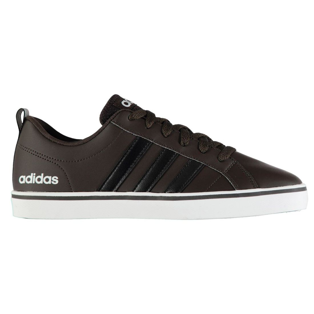 adidas Mens Pace VS Trainers Shoes Lace Up Tonal Stitching Stripe  ea8021504