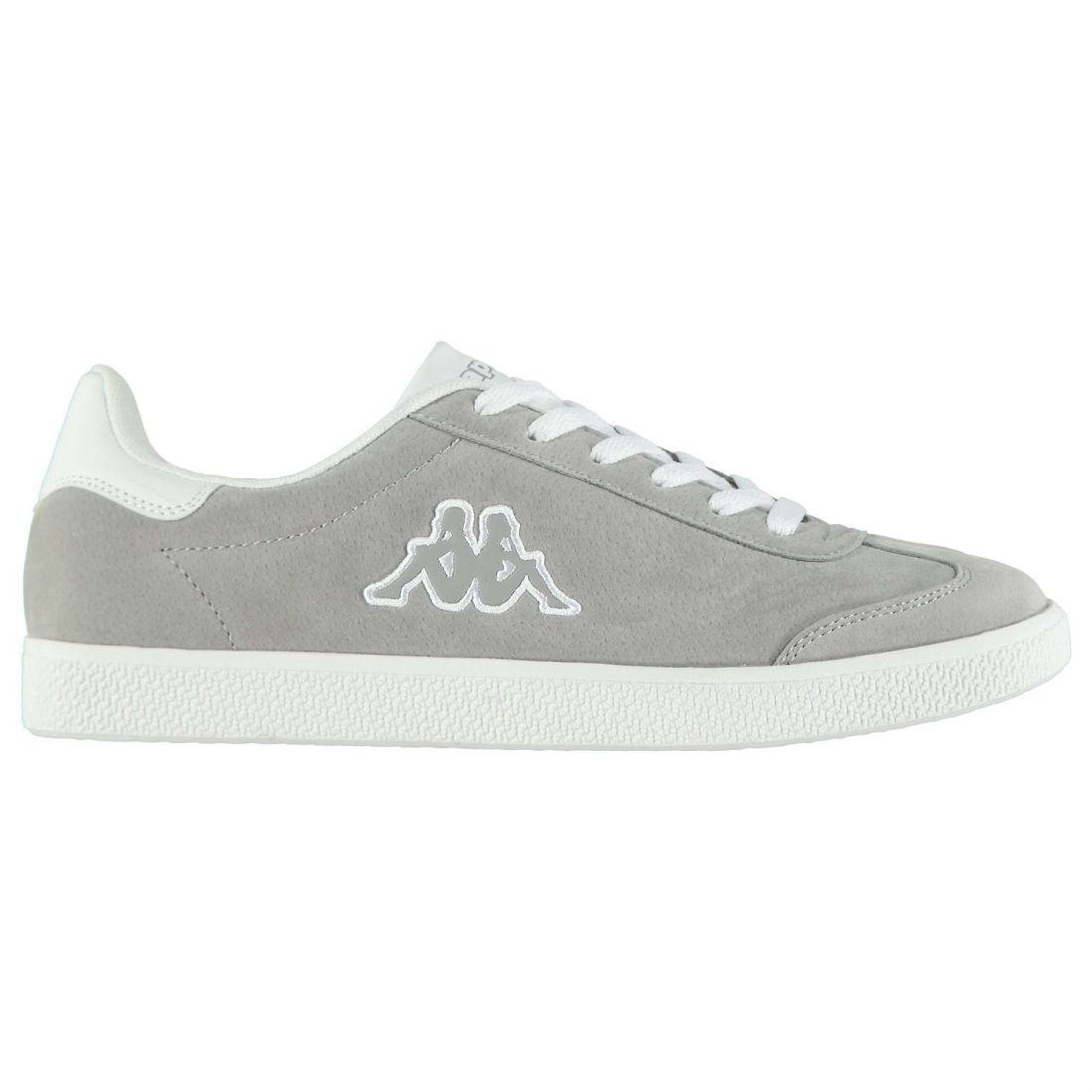 50923445d85 Image is loading Kappa-Mens-Valle-Trainers-Low-Lace-Up-Suede