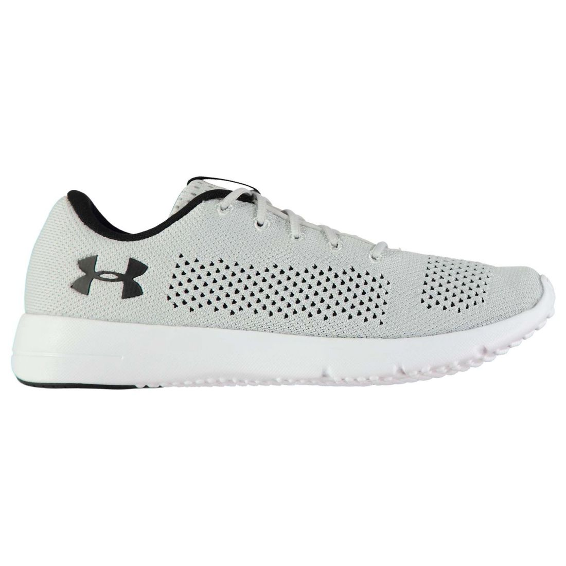 ee43d397dd0d91 Under Armour Rapid Running Shoes Mens Gents Runners Ventilated Lightweight  Knit