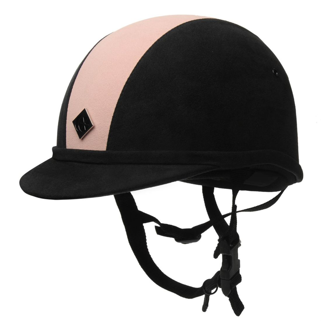 Charles Owen Kids YR8 Hat Jnr 61 Horse Riding Hat Helmet