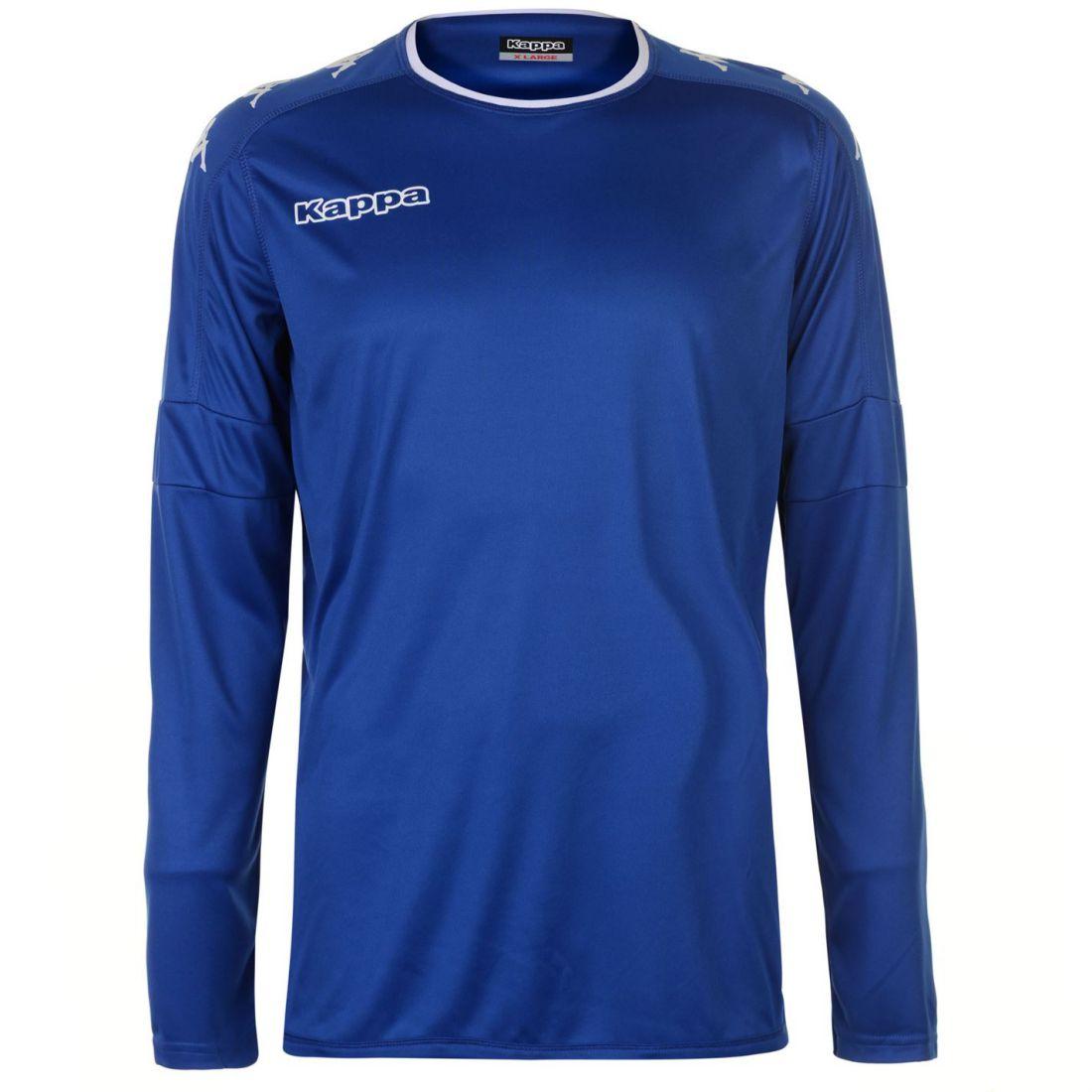 Activewear Tops Blue. Activewear Kappa Santos Long Sleeve Mens Large