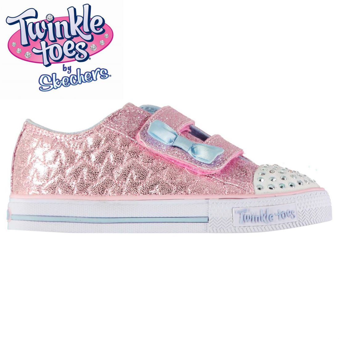 Skechers Twinkle Toes kid's shoes in E1 London for £8.00 for
