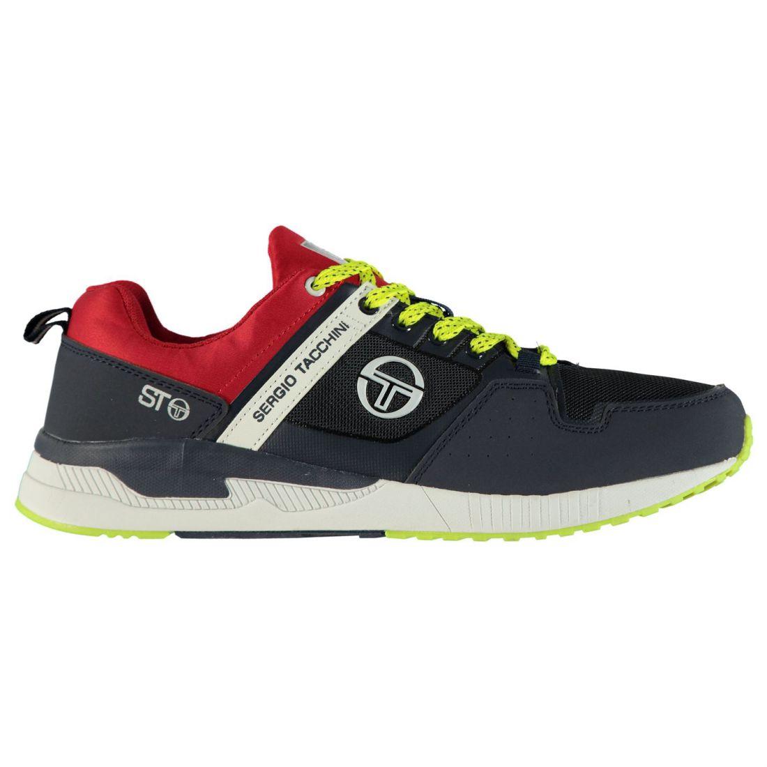 ebaec4fdaa Sergio-Tacchini-Zeus-Sneakers-Mens-Gents-Classic thumbnail 2
