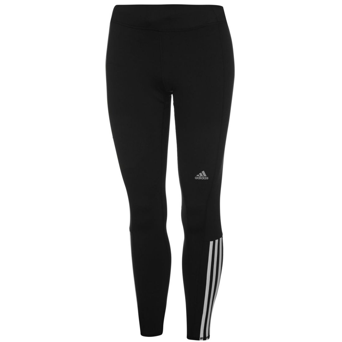adidas Womens Ladies Quest Long Running Tights Pants Trousers ... df25aa31b8