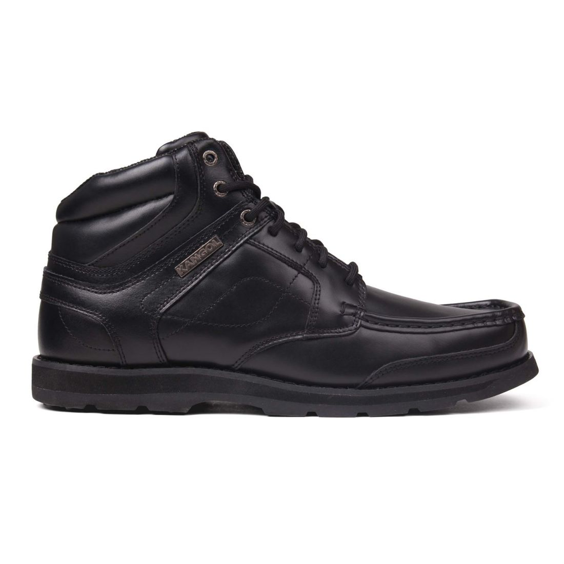 fccfaea9 Kangol-Harrow-Boots-Lace-Up-Gents-Mens thumbnail 3